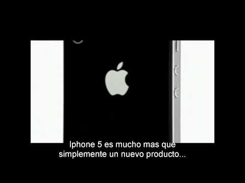 0 Parodia sobre el futuro iPhone 5