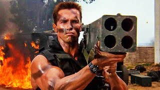 Arnold Schwarzenegger - Top 5 Movie Mistakes by JoBlo Movie Trailers
