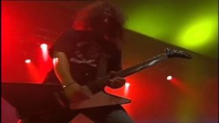 Megadeth - Hangar 18 - Live - Rude Awakening