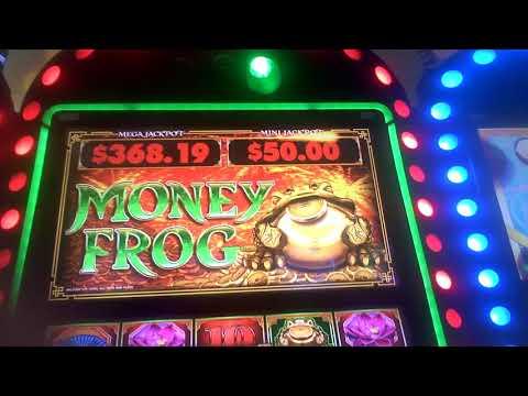 Money Frog Slot Machine Progressive Win