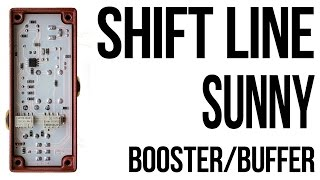Shift Line Sunny [Booster/Buffer]