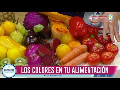 Colores en tu dieta