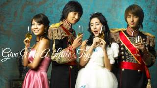 Video Princess Hours OST - Give Me A Little Try - Seo Hyun Jin MP3, 3GP, MP4, WEBM, AVI, FLV Maret 2018