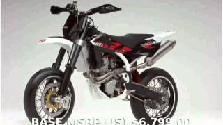 9. 2005 Husqvarna SM 450R -  Specification Features Specs superbike Top Speed Details motorbike
