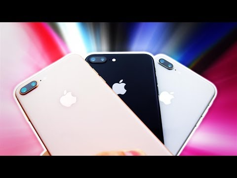 iPhone 8 and 8 Plus - Should You Upgrade? (Giveaway)