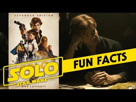 Fun Facts From Solo: A Star Wars Story Expanded Edition - Easter Eggs, Legends Connections & More!