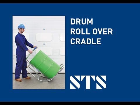 STS - Drum Rollover Cradle (DCR02) Roll Over a Drum