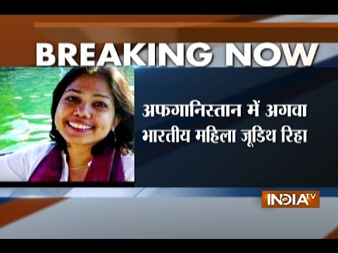 Indian woman abducted in Afghanistan, rescued