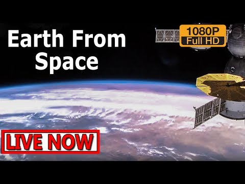 Live stream - NASA Earth From Space HD live feed