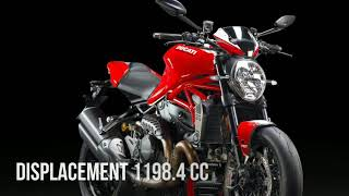 2. Ducati Monster 1200 S 2018 all specifications