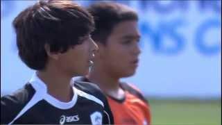 Video Portugal vs Indonesia - Ranking Match 9/16 - Full Match - Danone Nations Cup 2015 MP3, 3GP, MP4, WEBM, AVI, FLV November 2017