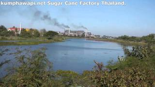 Kumphawapi Thailand  city images : Sugar from field to factory, Kumphawapi, Thailand