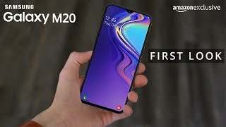 Samsung Galaxy M20 OFFICIAL | Galaxy M20 Price, Specifications, Release Date in INDIA