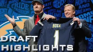 San Diego Chargers || 2016 NFL Draft Highlights by Harris Highlights