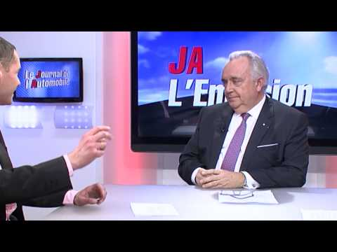 JA L'EMISSION : Interview de Patrick Gruau