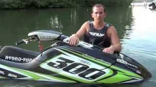 9. Testing ProWatercraftRacing.com's newest SXR Front Sponsons