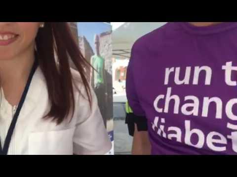 Το MitsiShow στο Run to change diabetes Ηράκλειο Κρήτης 2017