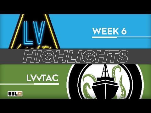 Las Vegas Lights - Tacoma Defiance 5:0. Видеообзор матча 14.04.2019. Видео голов и опасных моментов игры
