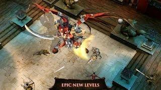 Dungeon Hunter 4 Yüklə videosu