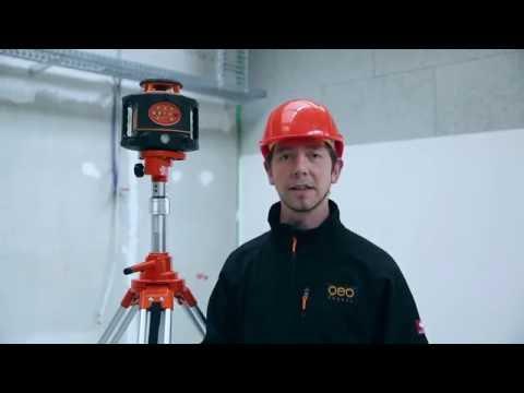 geo-FENNEL Produktvideo: Rotationslaser FL 270VA-Tracking