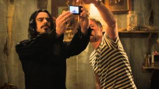 Nonton What We Do In The Shadows   Clip 2  Stu Teaches Technology  Film Subtitle Indonesia Streaming Movie Download
