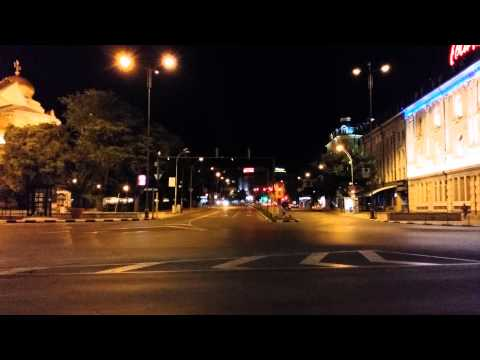 Samsung Galaxy Note 3 4K Night Sample Video