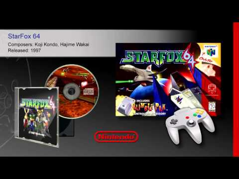 StarFox 64 (Full OST) - N64