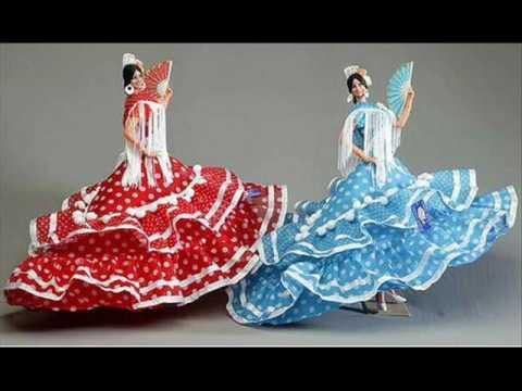 SEVILLANAS para bailar - RAYA REAL