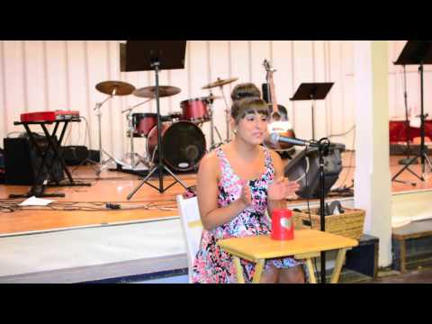 Amazing Maid of Honor Speech - A Medley of Parody Songs