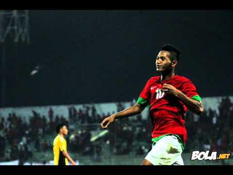AFF U- 19: INDONESIA VS BRUNEI DARUSSALAM (5- 0)