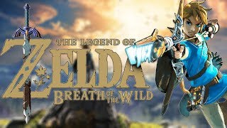 Taking forever to free Vah Naboris! ~ Legend of Zelda: Breath of the Wild - Part 11
