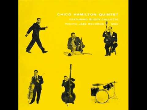 Chico Hamilton Quintet - A Nice Day online metal music video by CHICO HAMILTON