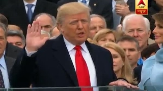 Donald Trump takes oath as 45th US President full download video download mp3 download music download