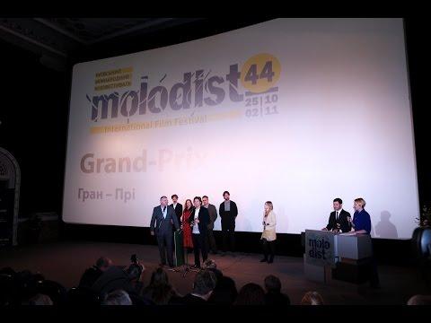 """On-line трансляція урочистої церемонії закриття 44-го кінофестивалю """"Молодість"""""""
