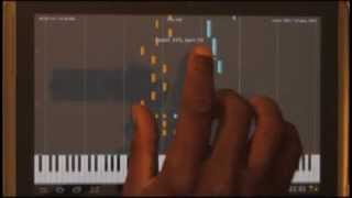 MIDI Melody & Digital Piano YouTube video
