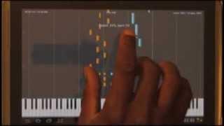 MIDI Melody & Digital Piano YouTube video