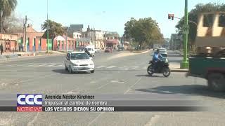 Avenida Néstor Kirchner