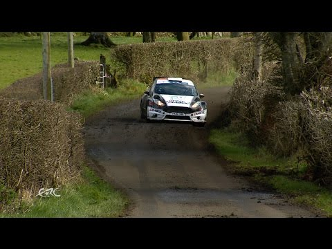 Vídeo Qualifying Stage ERC Circuit of Ireland Rally 2016
