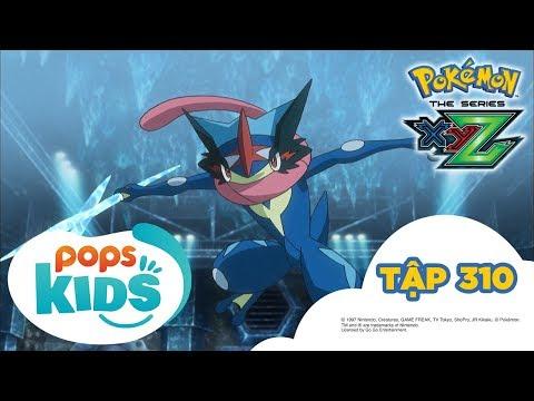 Pokémon Tập 310 - Satoshi-Gekkoga VS Yukinooh Mega! - Hoạt Hình Pokémon Tiếng Việt S19 XYZ - Thời lượng: 21:32.