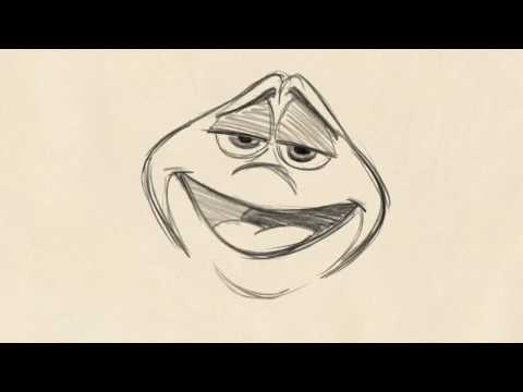 0 Tutorial Fun : dessiner le prince Naveen la grenouille