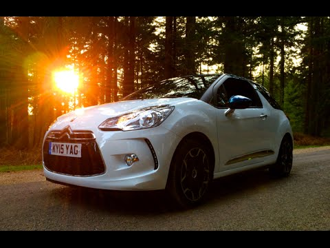 2015 Citroen DS3 BlueHDI 100 review