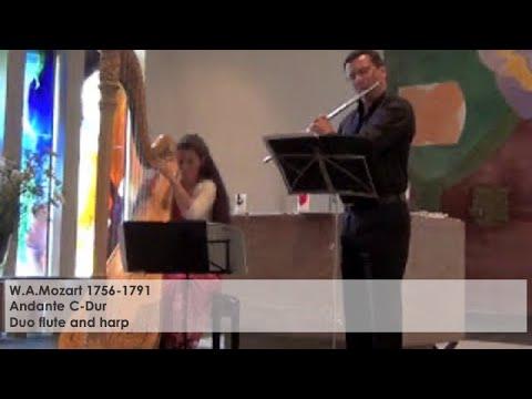 Bludesch Duo Mozart Andante