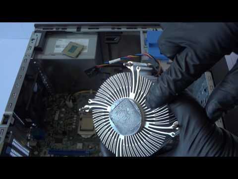 Dell Precision T1700 Upgrade Processor CMOS Battery