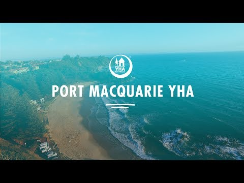Vidéo sur Ozzie Pozzie Backpackers Port Macquarie YHA