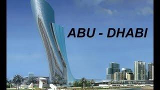 Abu Dhabi - United Arab Emirates - Motion,Pict. 2013 Watch Dubai City: http://youtu.be/fIGi5RXLbXY Abu Dhabi Car Tour & Yas Island (Ferrari World ...