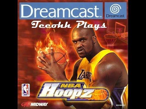 nba hoopz dreamcast review
