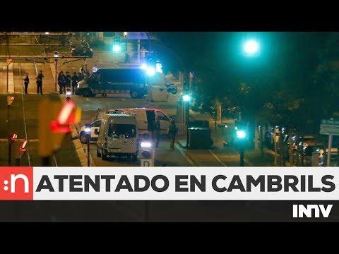 NUEVO ATENTADO TERRORISTA EN CAMBRILS, TARRAGONA