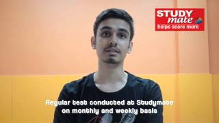 Student Speak – Anurag Hakeem