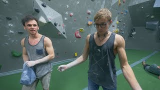 The Dream Combo's Last Video by Eric Karlsson Bouldering
