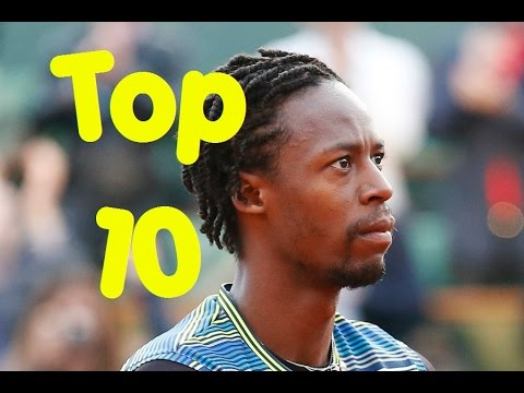 Top 10 Awesome Points - Gael Monfils ( Full HD )